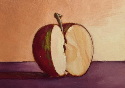 Macintosh, Sliced | Oil