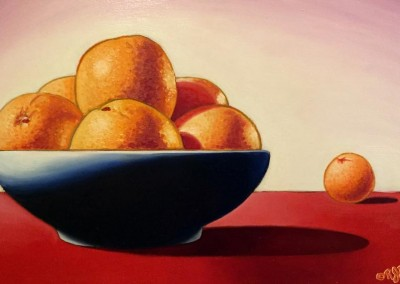Oranges | Oil