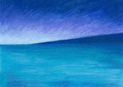 Kohala 3 | Pastel | 9x12