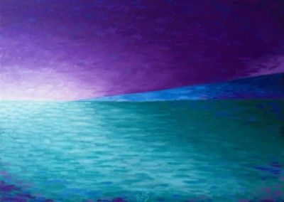 Storm Over Kohala | Oil on Canvas | 18x24