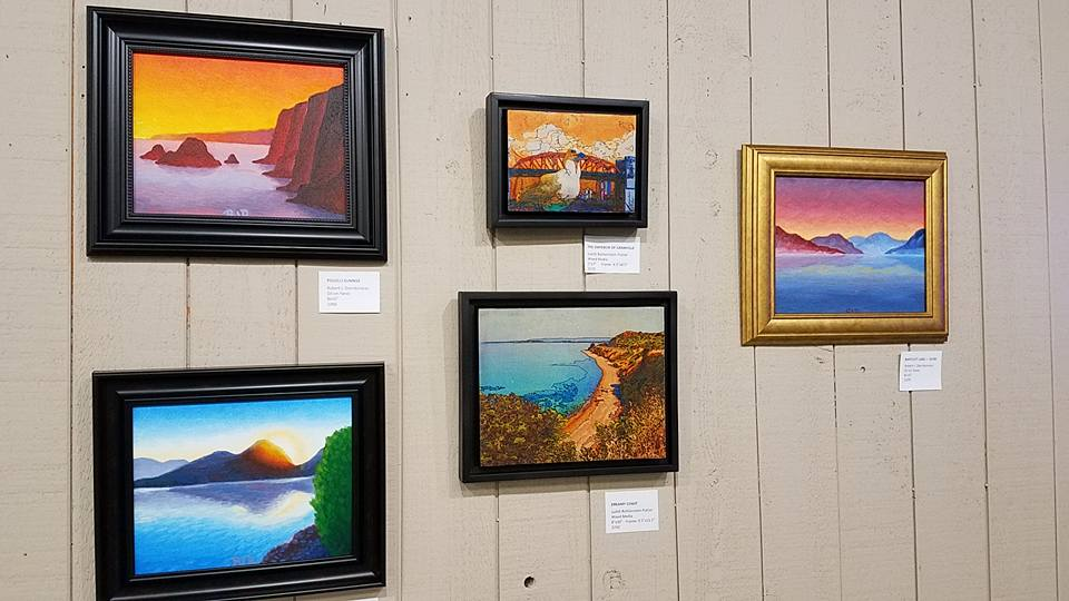 """""""WATER: The Solvent for Life"""" Gallery Show Opening"""