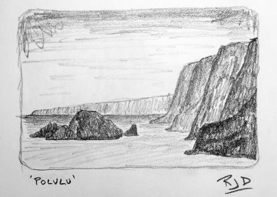 Pololu | Pencil Sketch