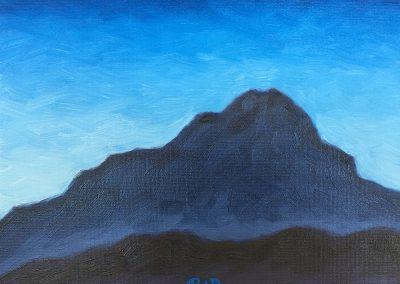 Evening Serenity | Oil on Panel | 8x10